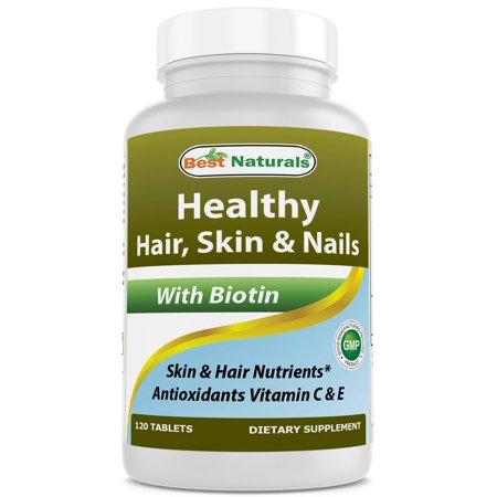 Hair and nails vitamins walmart