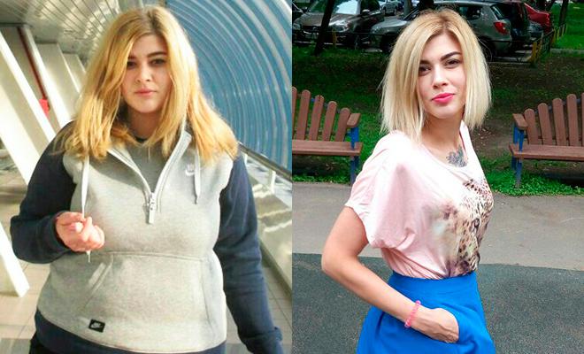 Как реально похудеть: история Дарины Цыгановой, избавившейся от 58 килограммов