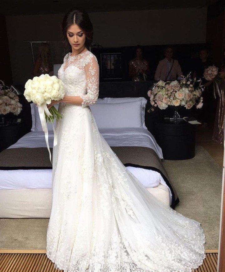 Как будто на дочке женился: свадьбу Александра Овечкина бурно обсуждают в сети