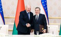 Визит президента Беларуси Александра Лукашенко в Узбекистан