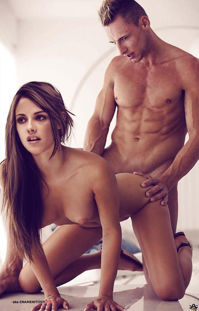 Фото секса с кристен стюарт