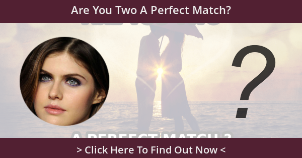 Are You Two A Perfect Match?