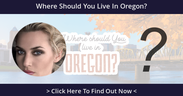 Where Should You Live In Oregon?