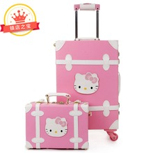 Чемодан Hello Kitty фото