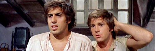 Кадр и фильма Пять дней (1973)