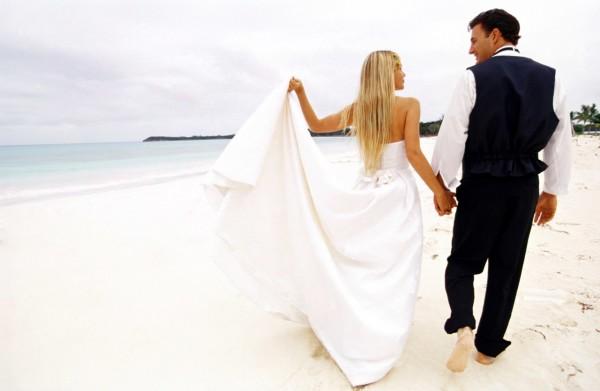 Как проходят свадьбы в америке