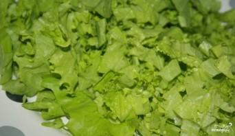 Салат из лосося горячего копчения рецепты