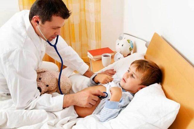 Орви у грудничка симптомы и лечение комаровский