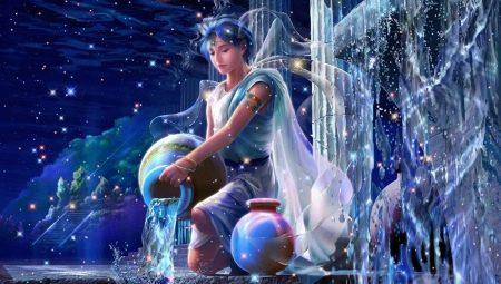 Женщина Водолей: характеристика и совместимость по гороскопу