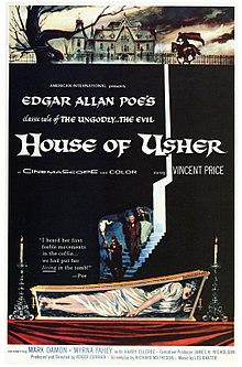 House of Usher (1960) - Poster.jpg