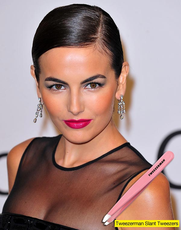 Camilla belle eyebrows