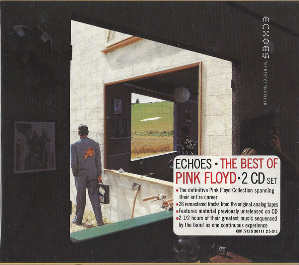Echoes - the best of pink floyd cd 2