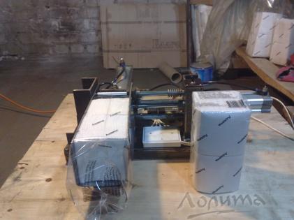 Оборудование для упаковки бумажных салфеток