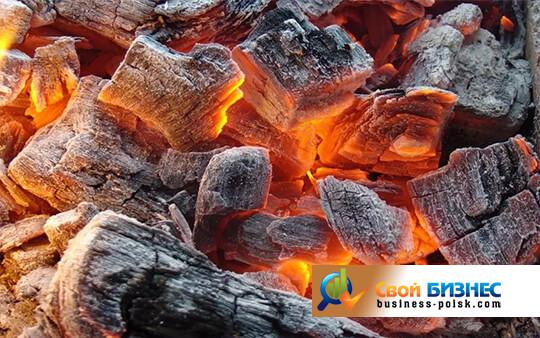 Производство древесного угля технология