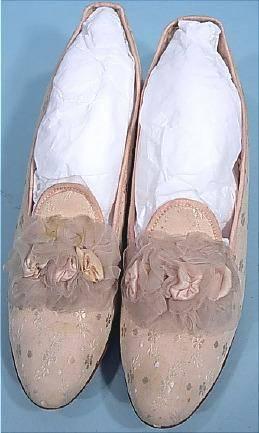Обувь XIX века: «Принеси те самые черевички, которые носит царица, выйду тот же час за тебя замуж», фото № 4