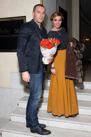 Бородина и Терехин расстались в 2014 году со скандалом