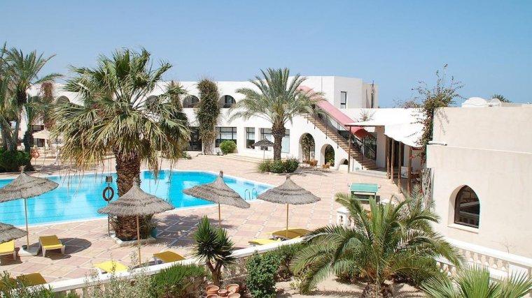 Hotel miramar le petit palais djerba