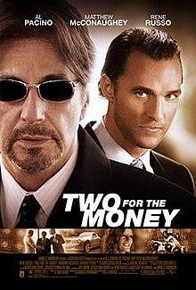 Al pacino matthew mcconaughey two for the money