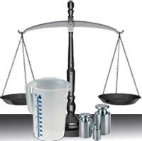 Таблица мер и весов продуктов питания