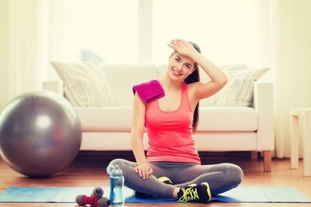 Упражнение на тело