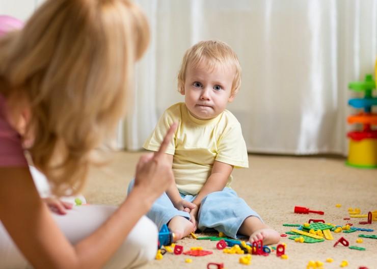 Как сказать правильно нельзя ребенку