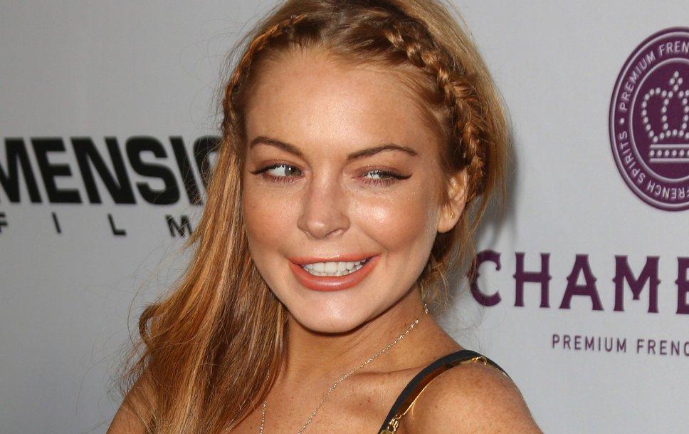 Lindsay lohan new nude pic