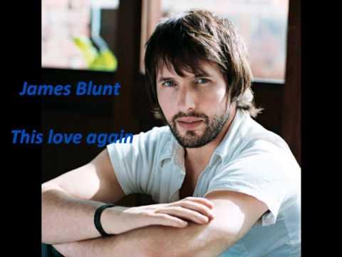 James blunt this love again