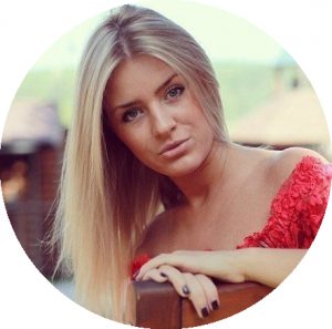 Кристина лясковец официальный инстаграм