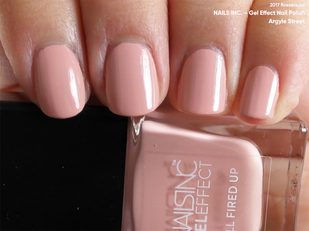 Nails inc gel polish