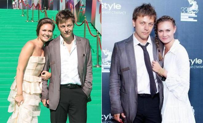 Мария Машкова и Александр Слободяник