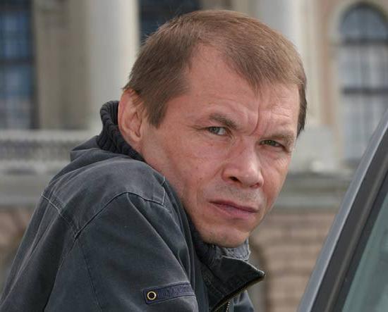 Александр баширов актер