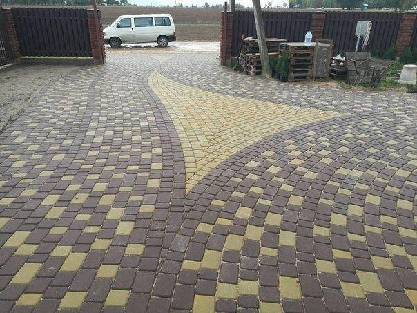 Сырье для тротуарной плитки