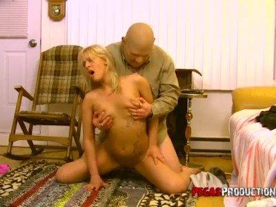 Инцест порно внучки и дедушки