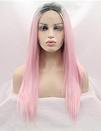 Cheap pink wigs uk