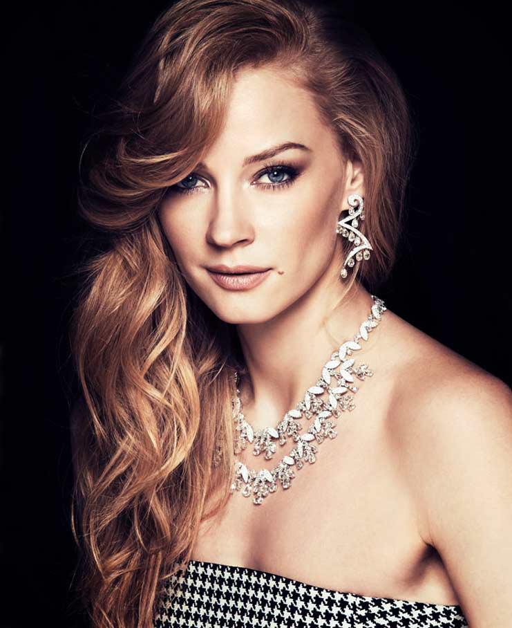 Российские актрисы блондинки в возрасте