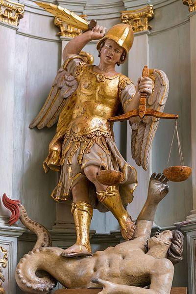 Imagenes del arcangel san miguel