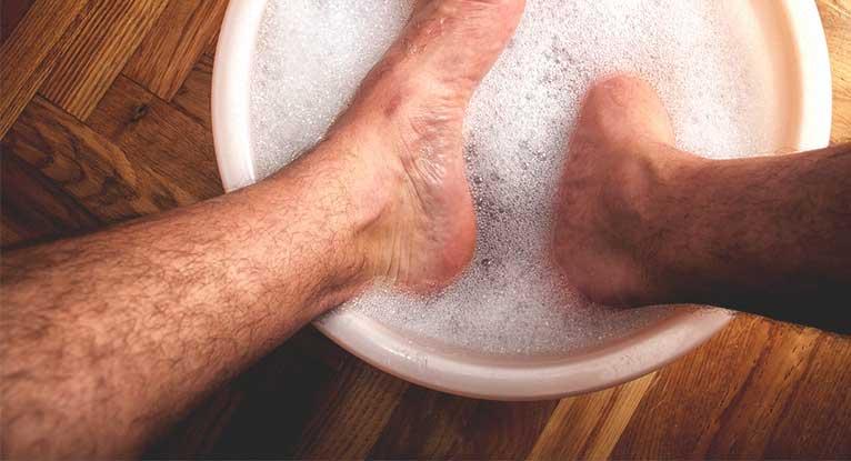 Cut ingrown toenails