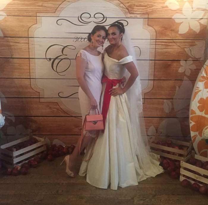 Свадьба Ваенги и Садырбаева 14