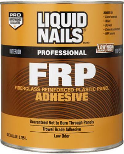 Liquid nails frp adhesive