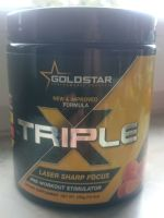 goldstar triple x booster