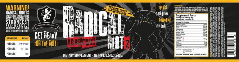 radical riot 2 zutaten