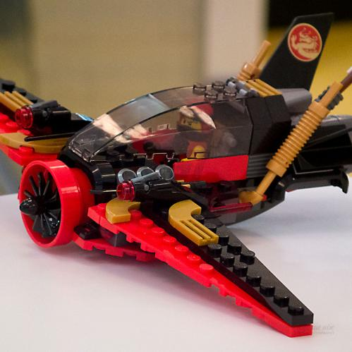 Конструктор LEGO Ninjago Крыло судьбы 70650 - фото 11