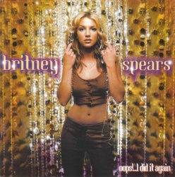 Britney spears oops i did it again album songs