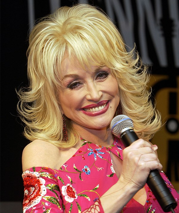 Dolly parton tities