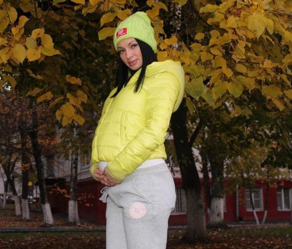 Когда родила феофилактова