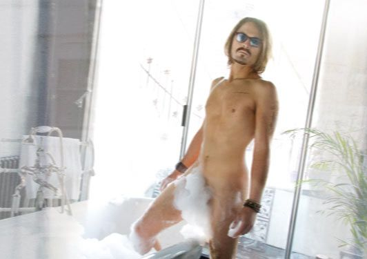 Naked pictures of johnny depp