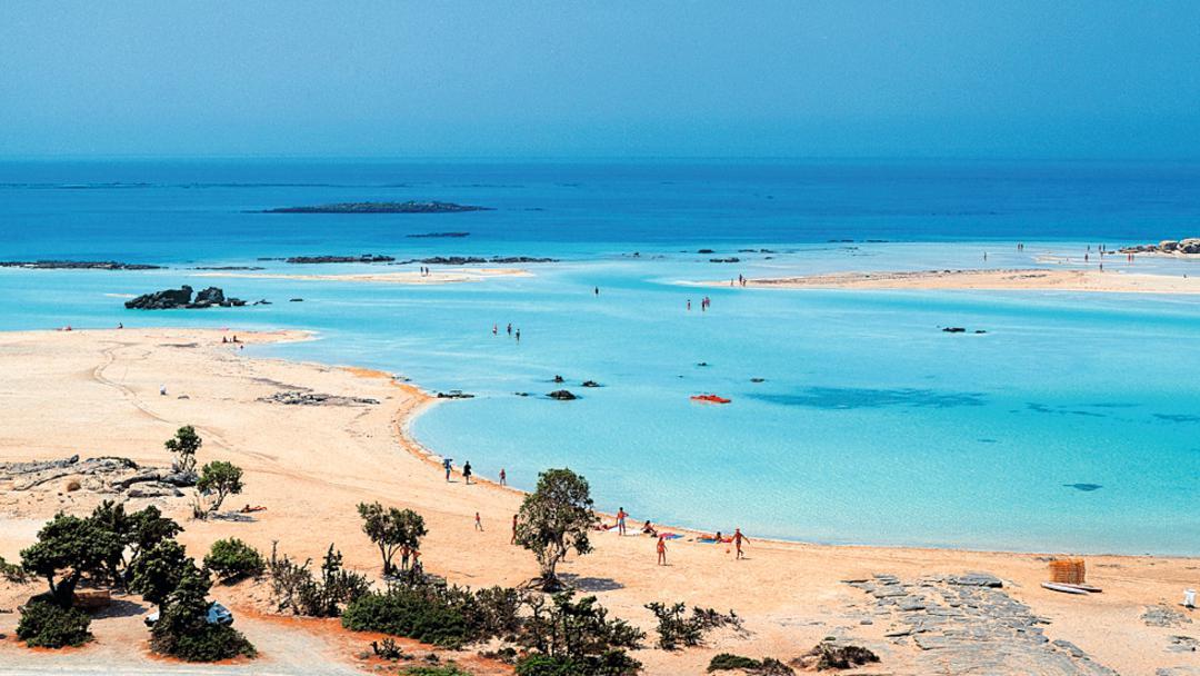 Греция побережье