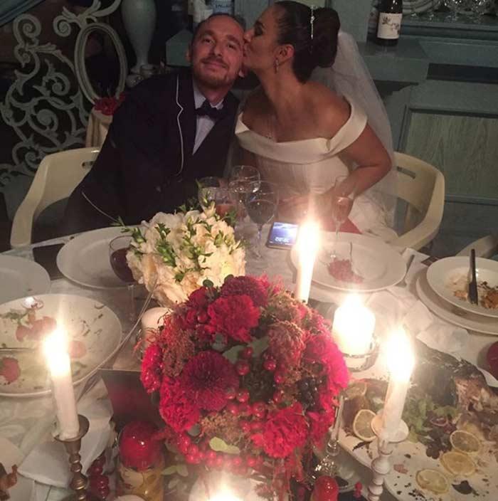 Фото свадьбы елены ваенги