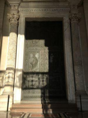サンピエトロ大聖堂内部5