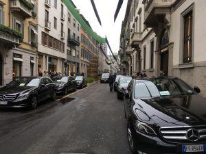 モンテナポレオーネ通り